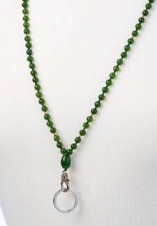Green Jade Fashion ID Lanyard