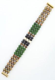 Camo Fashion Bracelet